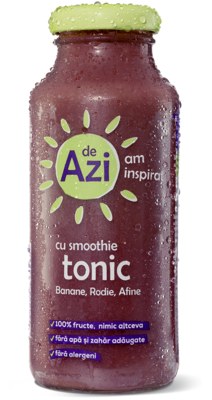 Smoothie Tonic
