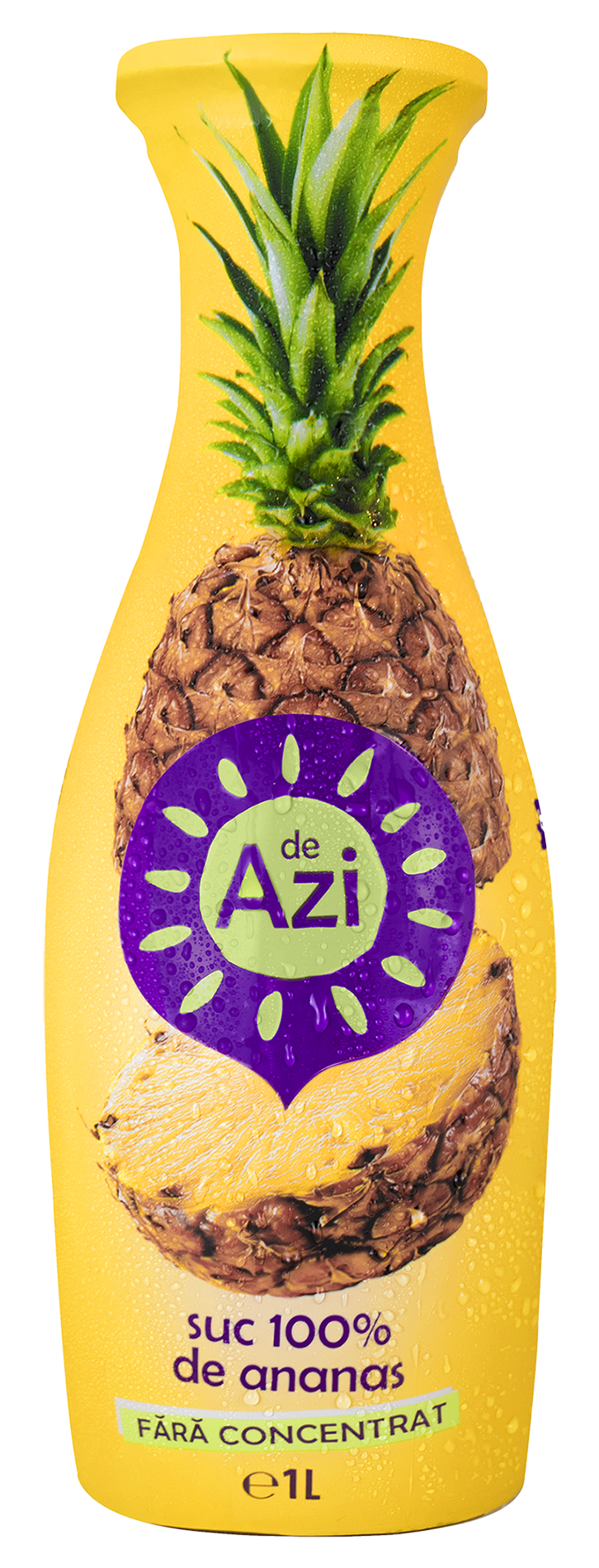 Suc de ananas 100%