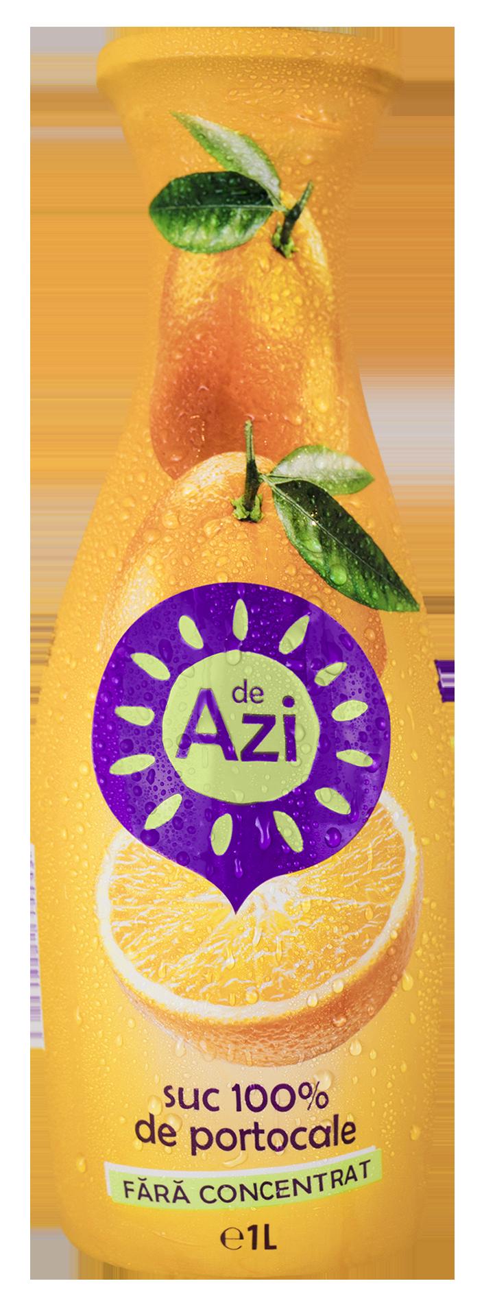 Suc de portocale 100%